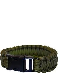 olivgrünes Armband
