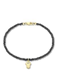 olivgrünes Armband von Carissima Gold