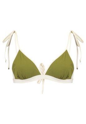 olivgrünes Bikinioberteil von LOVE Stories