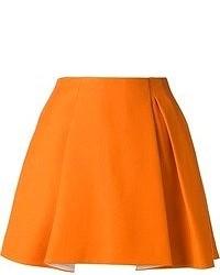 orange A-Linienrock von 3.1 Phillip Lim