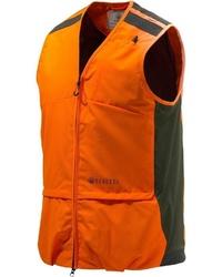 orange ärmellose Jacke von Beretta