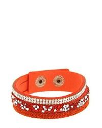 orange Armband von Kettenworld