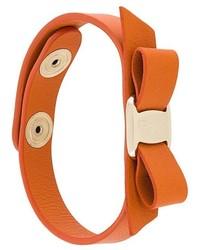 orange Armband von Salvatore Ferragamo