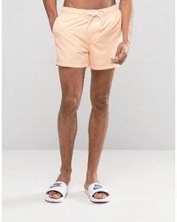 orange Badeshorts von Asos