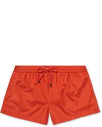 orange Badeshorts von Dolce & Gabbana