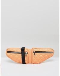 orange Bauchtasche von Asos