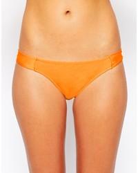 orange Bikinihose