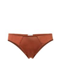 orange Bikinihose von Fleur Du Mal