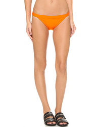 orange Bikinihose von Zero Maria Cornejo