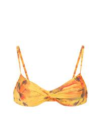 orange Bikinioberteil von Lygia & Nanny