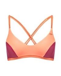 orange Bikinioberteil von O'Neill