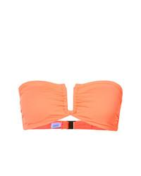 orange Bikinioberteil von Onia
