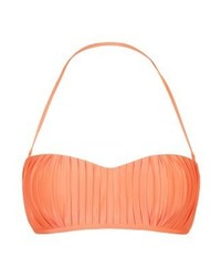 orange Bikinioberteil von Seafolly