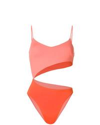 orange Bikinioberteil von Sian Swimwear