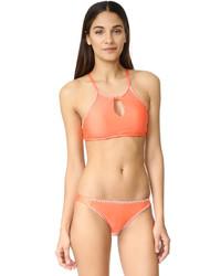 orange Bikinioberteil von Splendid