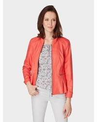 orange Bomberjacke von Bonita