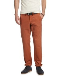 orange Chinohose von Esprit