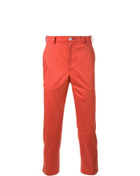 orange Chinohose von Loveless