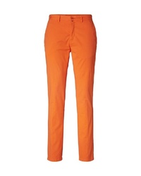 orange Chinohose von Marc O'Polo