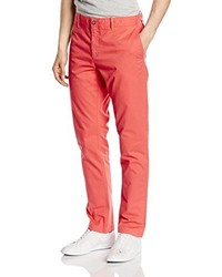 orange Chinohose von Original Penguin
