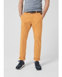 orange Chinohose von S.OLIVER RED LABEL