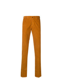 orange Cord Chinohose von Incotex