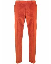 orange Cord Chinohose von Paul Smith