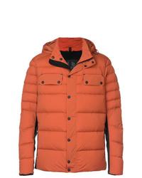 orange Daunenjacke von Belstaff