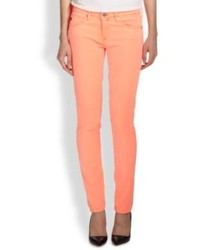 Orange enge jeans original 3874337