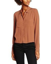 orange Hemd von New Look
