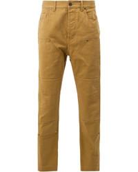 orange Jeans von Lanvin