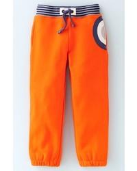 orange Jogginghose