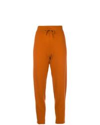 orange Jogginghose von Cashmere In Love