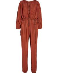 orange Jumpsuit von Lanvin