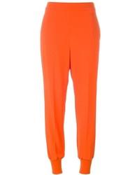 orange Karottenhose von Stella McCartney