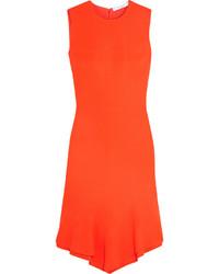 orange Kleid von Givenchy