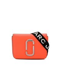 orange Leder Bauchtasche von Marc Jacobs