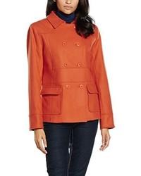 orange Mantel von Armor Lux