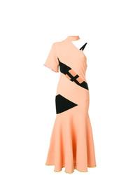 orange Midikleid von Proenza Schouler