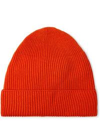 orange Mütze von Bellerose