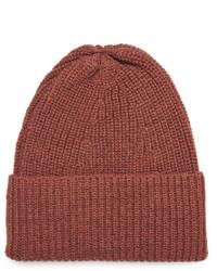 orange Mütze