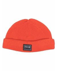 orange Mütze von VERSACE JEANS COUTURE