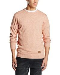 orange Pullover mit einem Rundhalsausschnitt von O'Neill