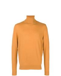 orange Rollkragenpullover von Chalayan