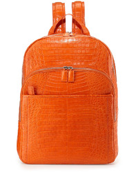orange Rucksack