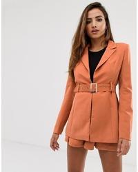 orange Sakko von Missguided