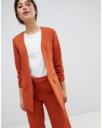 orange Sakko von Vila