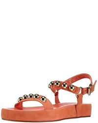 orange Sandalen von Högl