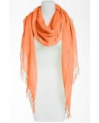 orange Schal