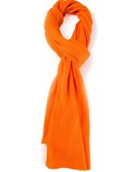 orange Schal von Joseph